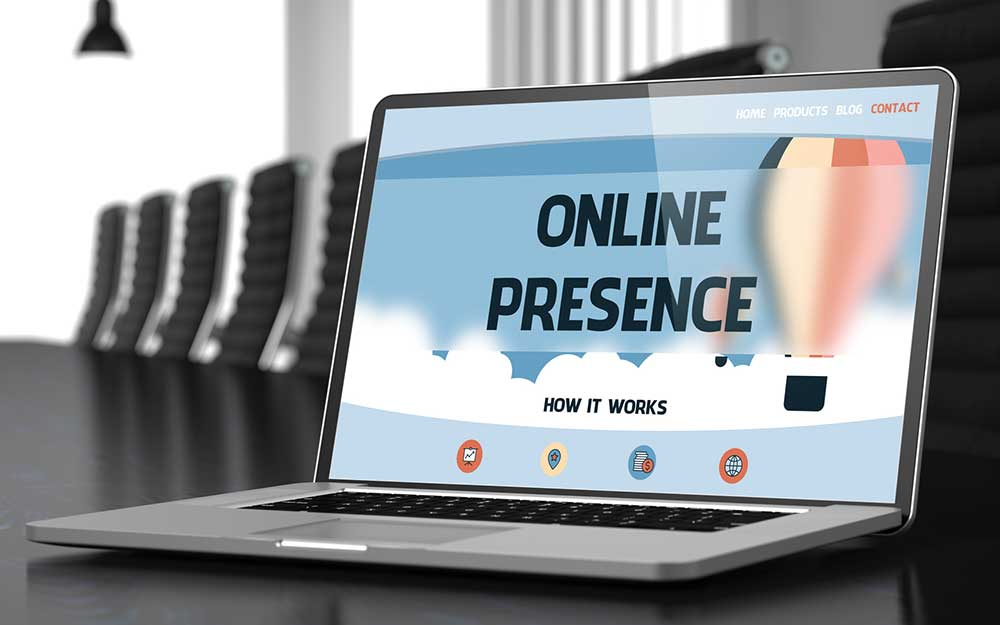 Why should you need to begin an online presence for your products?